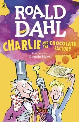 CHARLIE AND THE CHOCOLATE FACTORY PB
