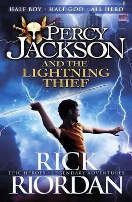 PERCY JACKSON AND THE LIGHTNING THIEF PB