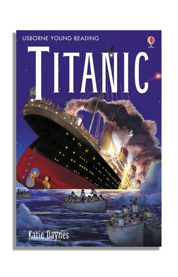 TITANIC-YOUNG READING 3 HB