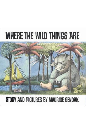 WHERE THE WILD THINGS ARE PB