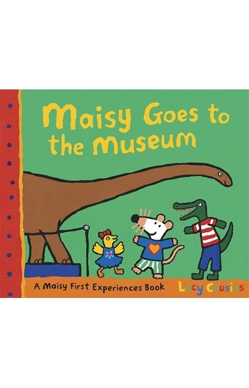 MAISY GOES TO THE MUSEUM PB