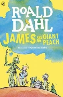 JAMES AND THE GIANT PEACH PB