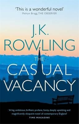 THE CASUAL VACANCY PB