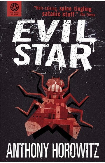 THE POWER OF FIVE 2-EVIL STAR PB