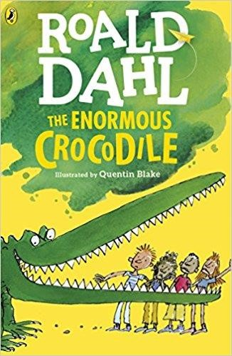 THE ENORMOUS CROCODILE PB