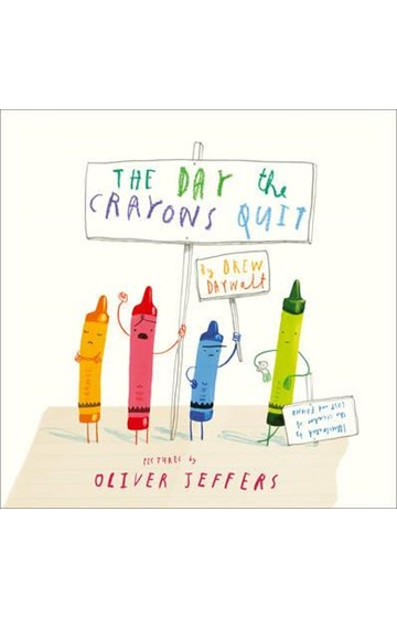 THE DAY THE CRAYONS QUIT PB