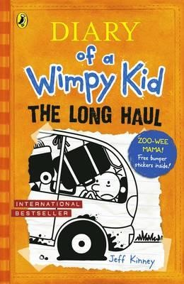 THE LONG HAUL-DIARY OF A WIMPY KID 9 PB