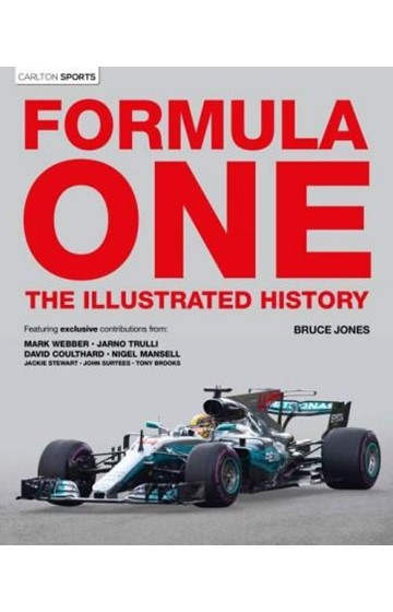 FORMULA ONE THE ILLUSTRATED HISTORY HB