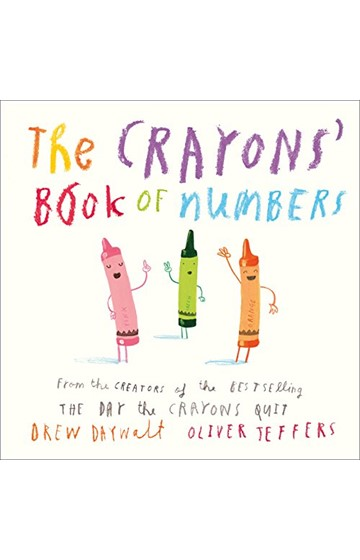 THE CRAYONS'BOOK OF NUMBERS