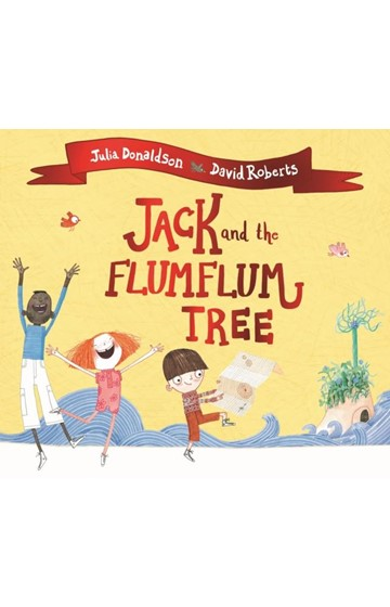 JACK AND THE FLUMFLUM TREE PB