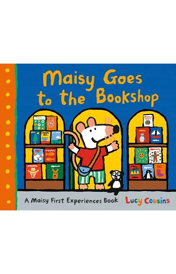 MAISY GOES TO THE BOOKSHOP HB