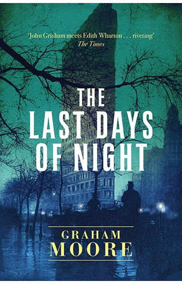 THE LAST DAYS OF NIGHT PB