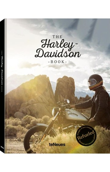 THE HARLEY-DAVIDSON BOOK HB
