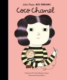 LITTLE PEOPLE BIG DREAMS-COCO CHANEL HB