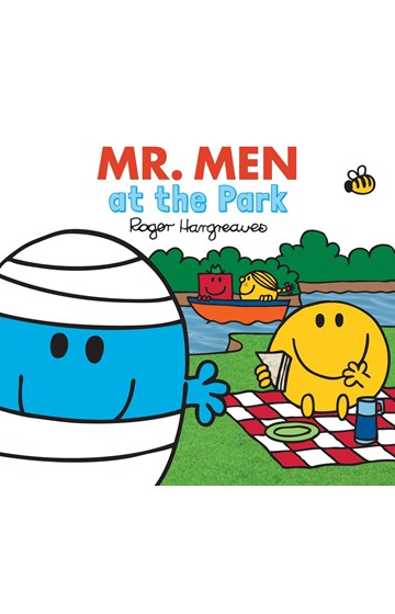 MR.MEN AT THE PARK PB