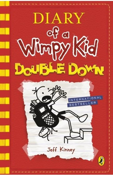 DIARY OF A WIMPY KID 11-DOUBLE DOWN