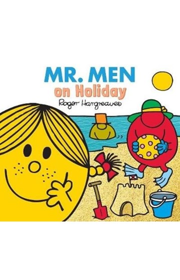 MR.MEN ON HOLIDAY PB