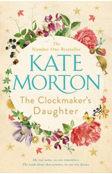 THE CLOCKMAKER'S DAUGHTER TPB