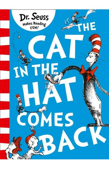 THE CAT IN THE HAT COMES BACK PB