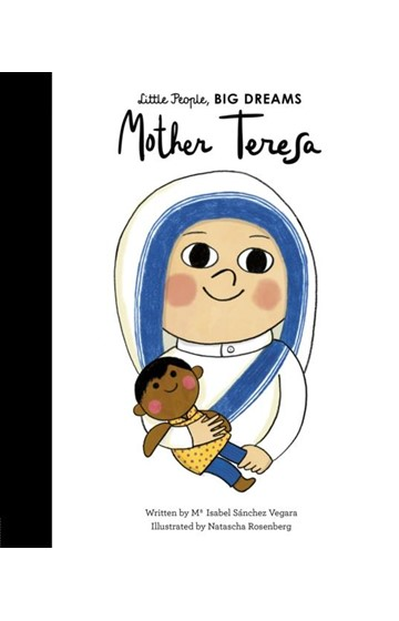 LITTLE PEOPLE BIG DREAMS-MOTHER TERESA HB