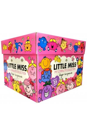 LITTLE MISS COLLECTION 37 BOOKS SET PACK