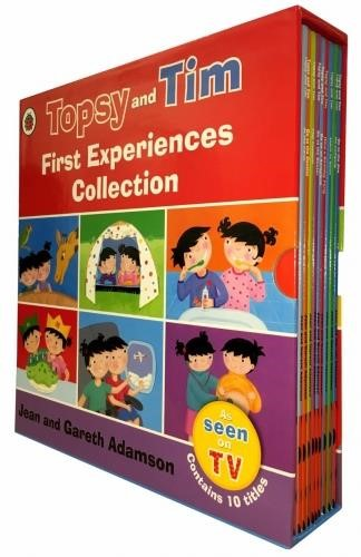 TOPSY AND TIM FIRST EXPERIENCES 10 BOOKS SET PACK