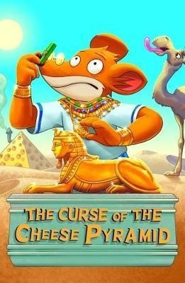 GERONIMO STILTON-THE CURSE OF THE CHEESE PYRAMID