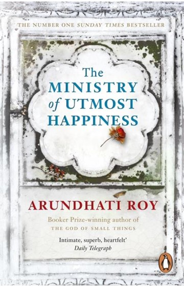 THE MINISTRY OF THE UTMOST HAPPINESS PB
