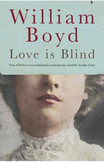 LOVE IS BLIND TPB