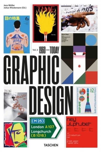 THE HISTORY OF GRAPHIC DESIGN VOLUME 2 1960-TODAY a30997019e1