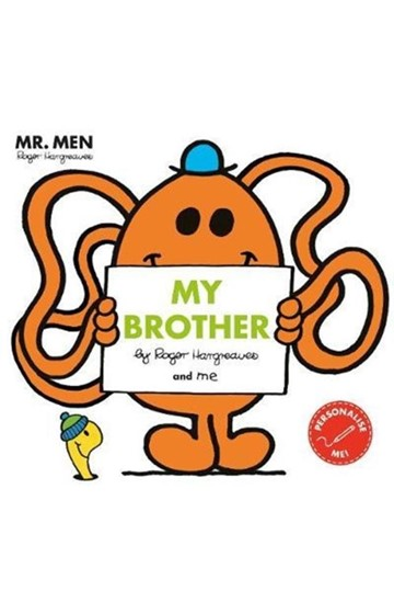 MR.MEN MY BROTHER TPB