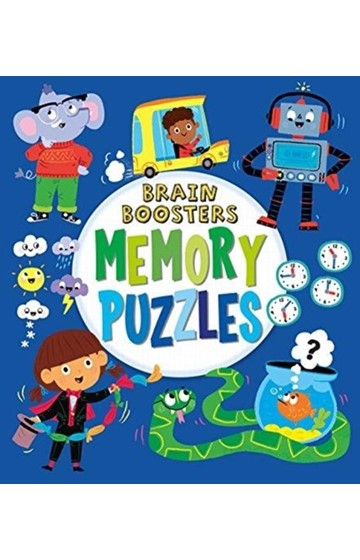 BRAIN BOOSTERS:MEMORY PUZZLES