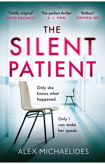 THE SILENT PATIENT TPB