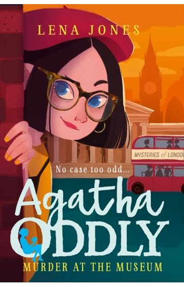 AGATHA ODDLY 2-MURDER AT THE MUSEUM