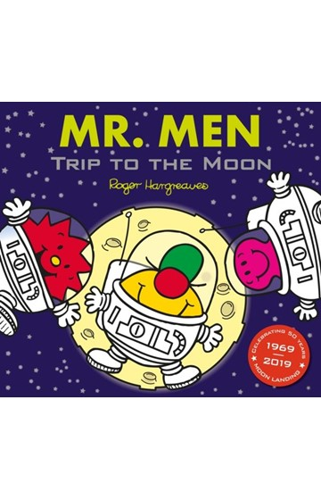 MR.MEN TRIP TO THE MOON PB