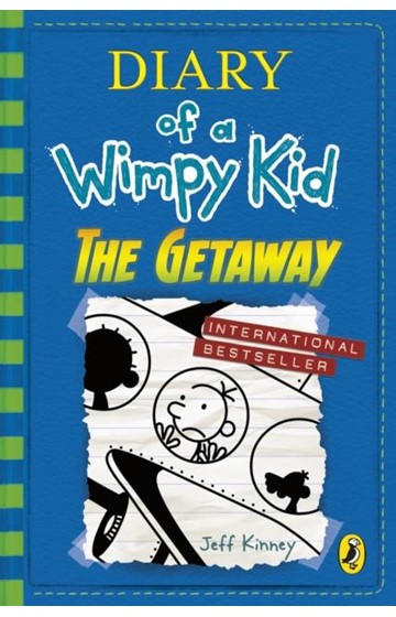 DIARY OF A WIMPY KID 12-THE GETAWAY