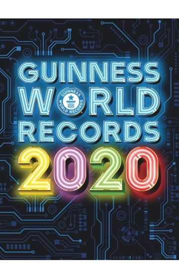 GUINNESS WORLD RECORD 2020 HB