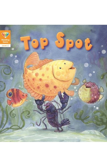 READING GEMS-TOP SPOT-LEV.2