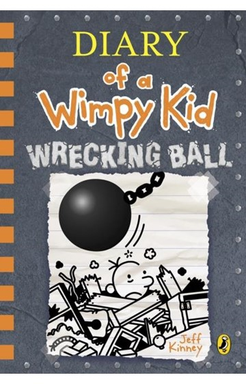 DIARY OF A WIMPY KID 14-WRECKING BALL