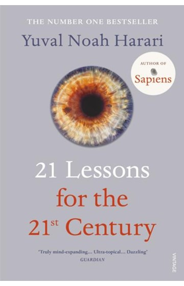 21 LESSONS FOR THE 21ST CENTURY PB