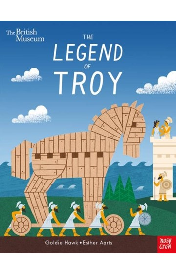 THE LEGEND OF TROY