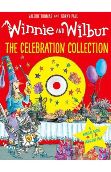 WINNIE AND WILBUR THE CELEBRATION COLLECTION +2 CDS