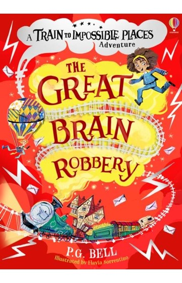 THE GREAT BRAIN ROBBERY