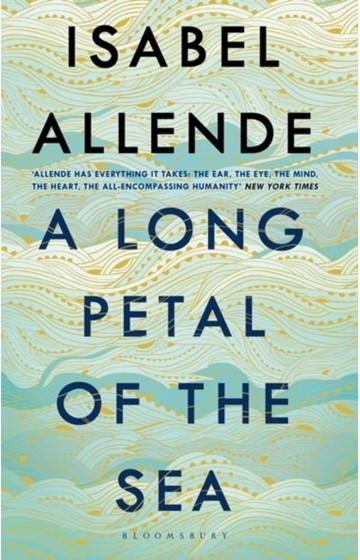 A LONG PETAL OF THE SEA TPB