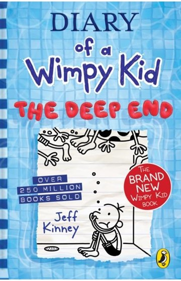 DIARY OF A WIMPY KID 15-THE DEEP END