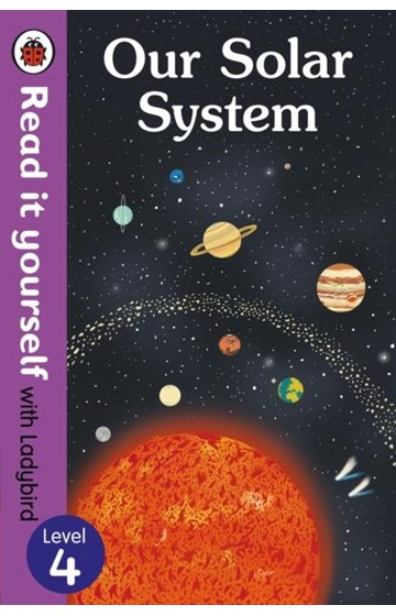 OUR SOLAR SYSTEM-READ IT YOURSELF-L.4 PB
