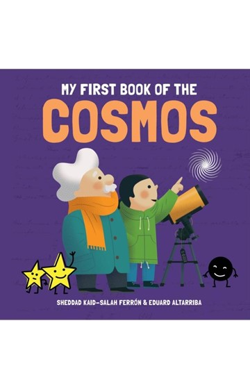 MY FIRST BOOK OF COSMOS