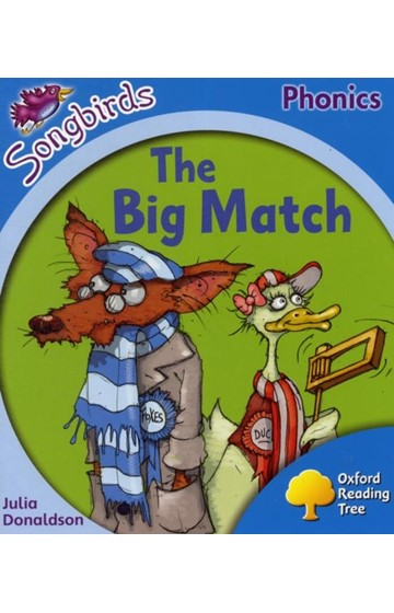 THE BIG MATCH-ORT SONGBIRDS STAGE 3
