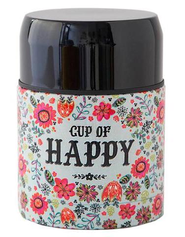 c432f5b3ce2 ΔΟΧΕΙΟ ΦΑΓΗΤΟΥ ΘΕΡΜΟΣ NATURAL LIFE 52477 CUP OF HAPPY