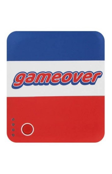 POWER BANK T'NB 6000MAH 5V/2A GAME OVER
